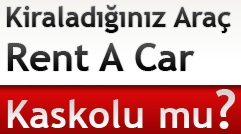 sarıyer oto rent a car